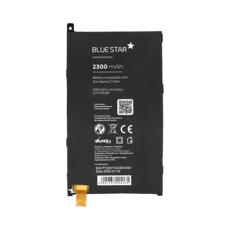 Bateria do Sony Xperia Z1 Compact 2300mAh Li-Poly Blue Star PREMIUM