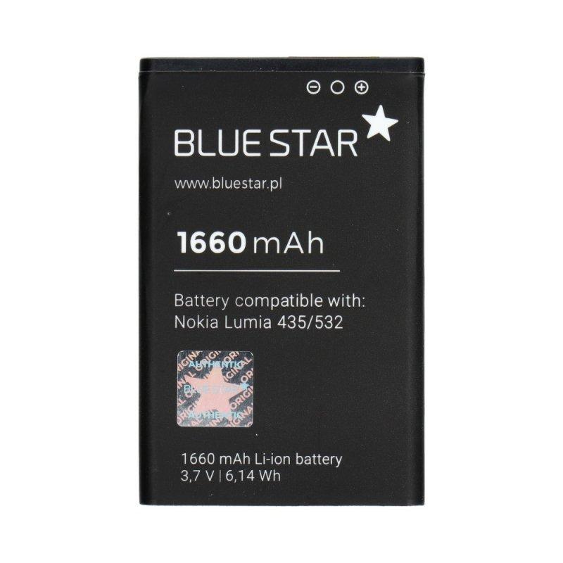 Bateria do Nokia Lumia 435/532 1660 mAh Li-Ion Blue Star PREMIUM