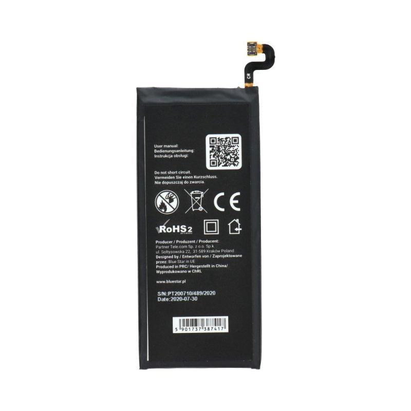 Bateria do Samsung Galaxy S7 Edge 3600 mAh Li-Ion Blue Star PREMIUM