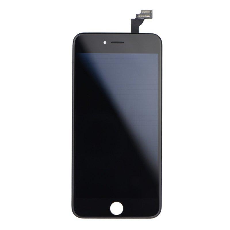 """Wyświetlacz do iPhone 6 5,5""""  z ekranem dotykowym czarnym (Tianma AAA)"""