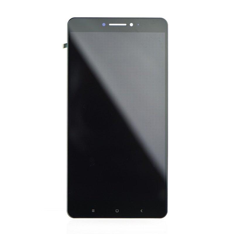 Wyświetlacz  do Xiaomi MI MAX z ekranem dotykowym czarnym