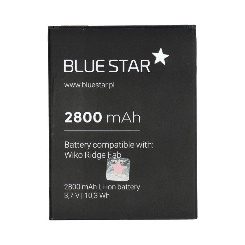 Bateria do Wiko RidgeFab 2800 mAh Li-Ion Blue Star