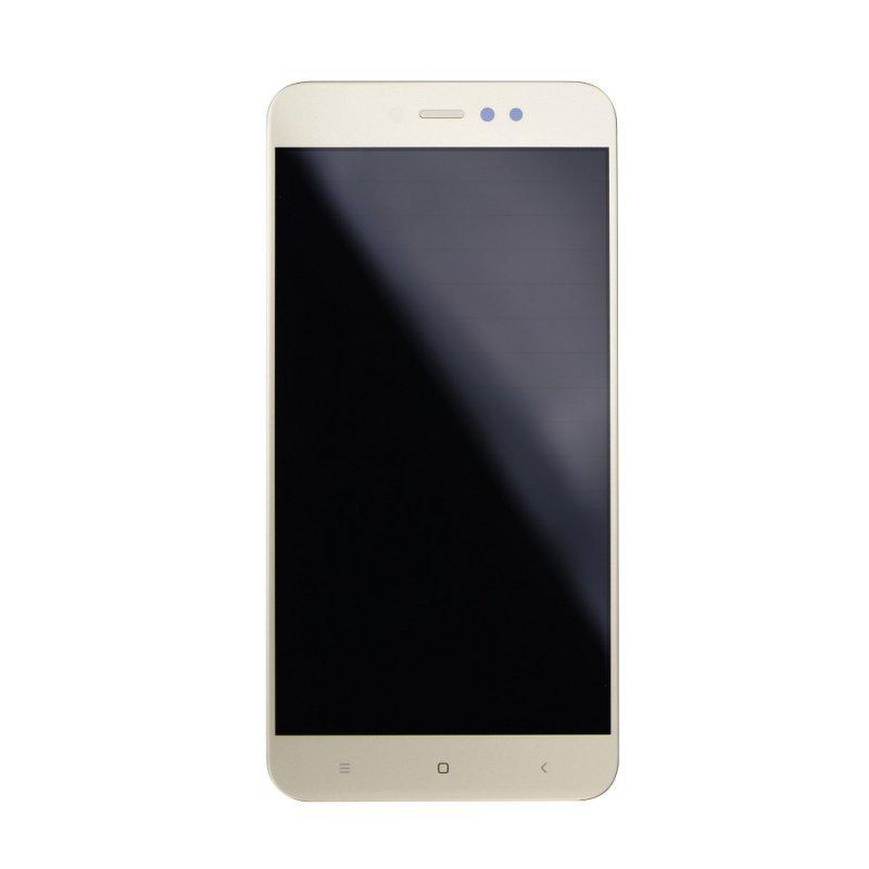 Wyświetlacz  do Xiaomi REDMI NOTE 5A z ekranem dotykowym złoty