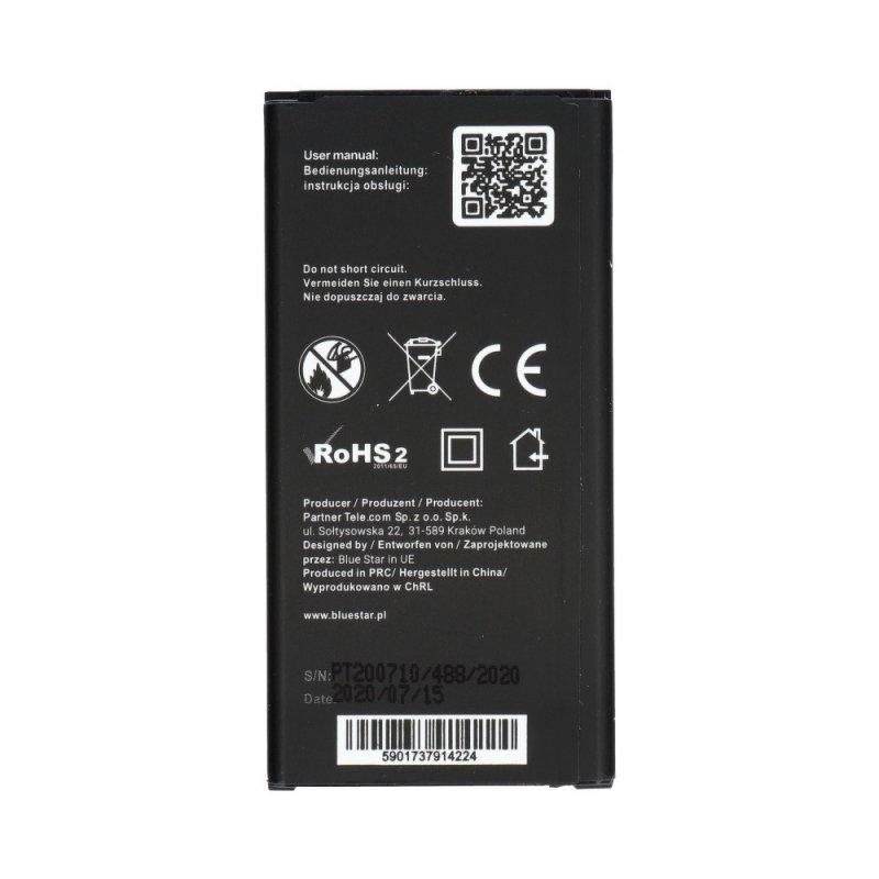 Bateria do Samsung G390 Galaxy Xcover 4 2800 mAh Li-Ion Blue Star Premium