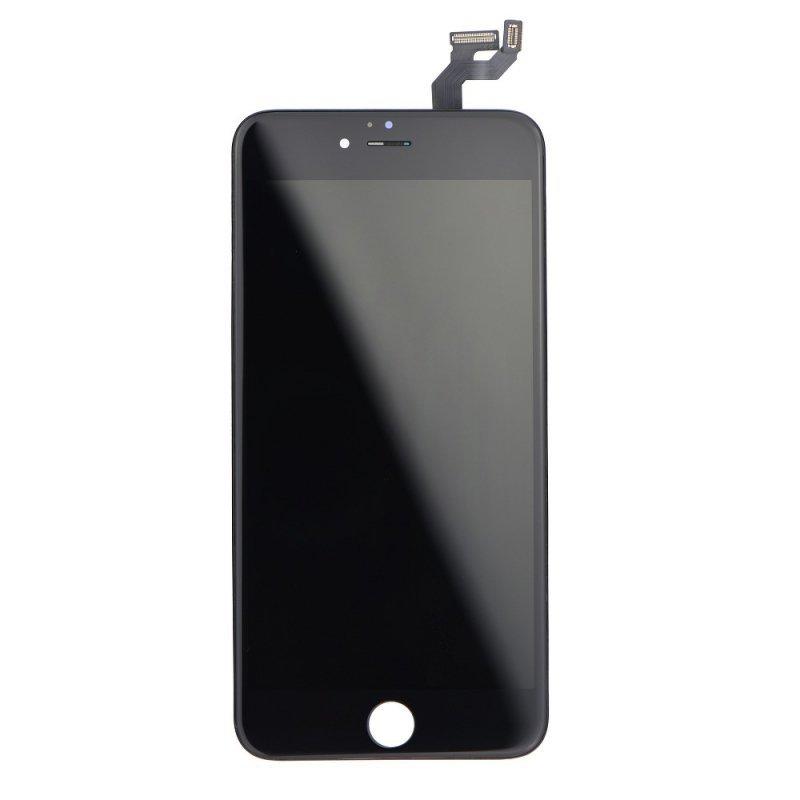"""Wyświetlacz do iPhone 6S 5,5""""  z ekranem dotykowym czarnym (Kingwo)"""