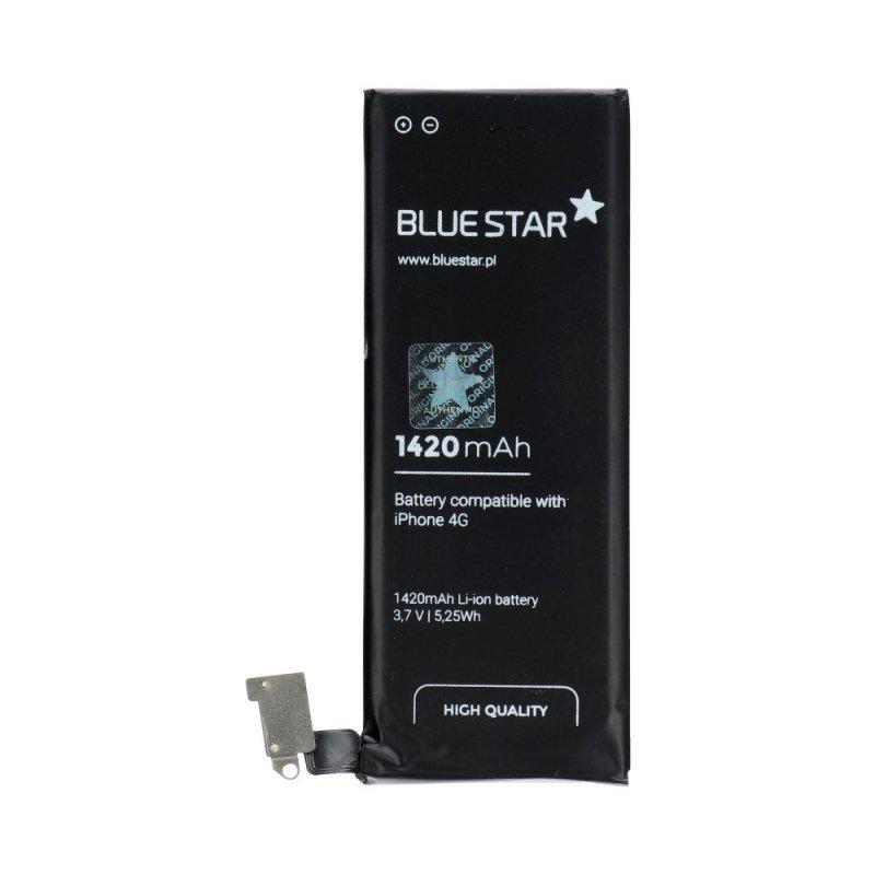 Bateria do iPhone 4 1420 mAh Polymer Blue Star HQ
