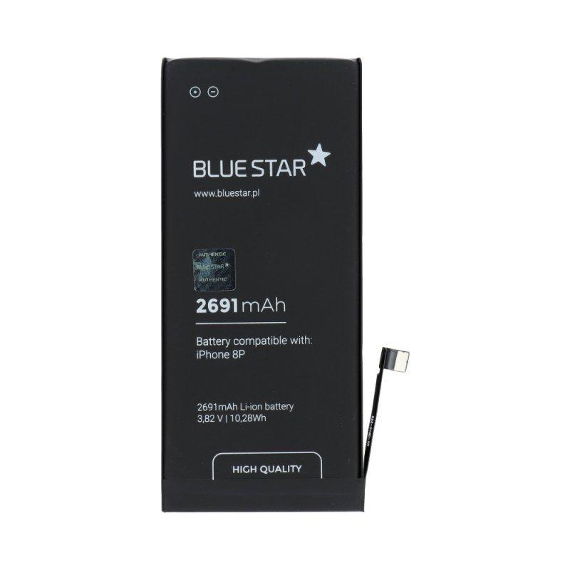 Bateria do iPhone 8 Plus 2691 mAh Polymer Blue Star HQ