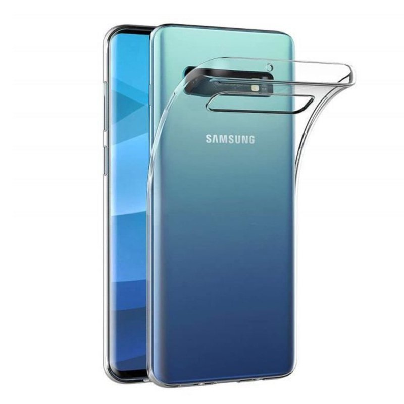 Futerał Back Case Ultra Slim 0,5mm do SAMSUNG Galaxy S10 Plus