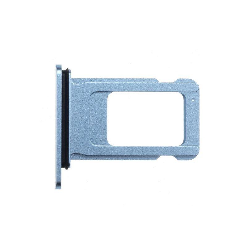 Szufladka karty SIM EQ IPHO XR niebieski