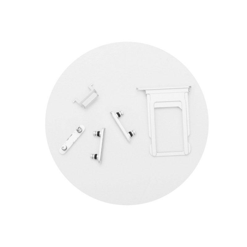 Obudowa tył EQ IPHO 7 ( no logo ) biały