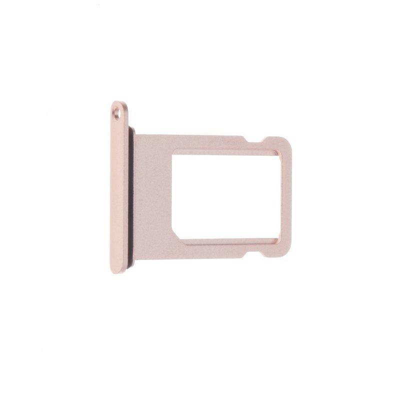 Szufladka karty SIM EQ IPHO 7 PLUS złoty róż