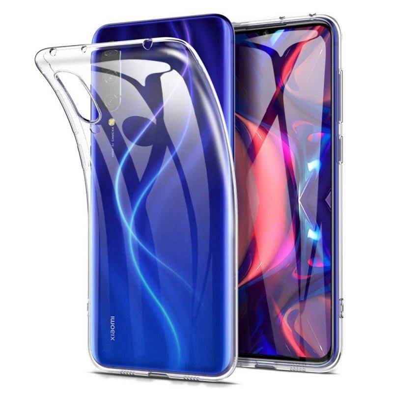 Futerał Back Case Ultra Slim 0,5mm do XIAOMI Mi 9 Lite