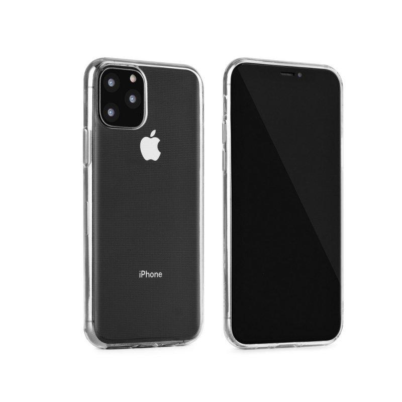 Futerał Back Case Ultra Slim 0,3mm do SAMSUNG Galaxy A20S transparent