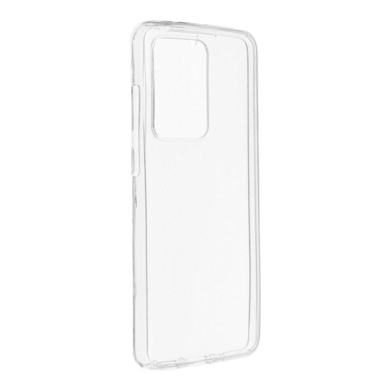 "Futerał 360"" Ultra Slim Front+Back do SAMSUNG Galaxy S20 Ultra / S11 Plus transparent"