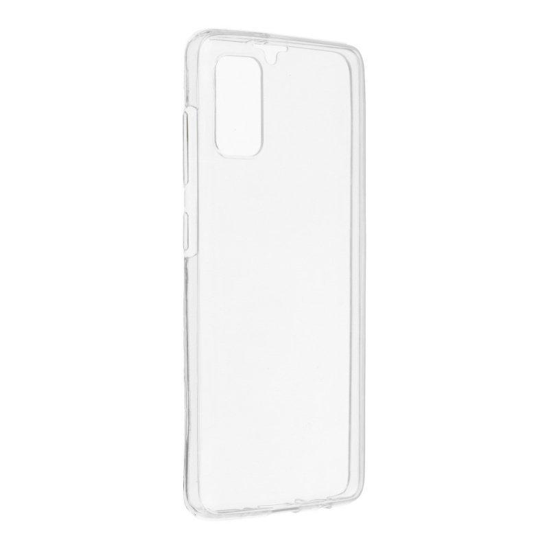 "Futerał 360"" Ultra Slim Front+Back do SAMSUNG Galaxy A41 transparent"