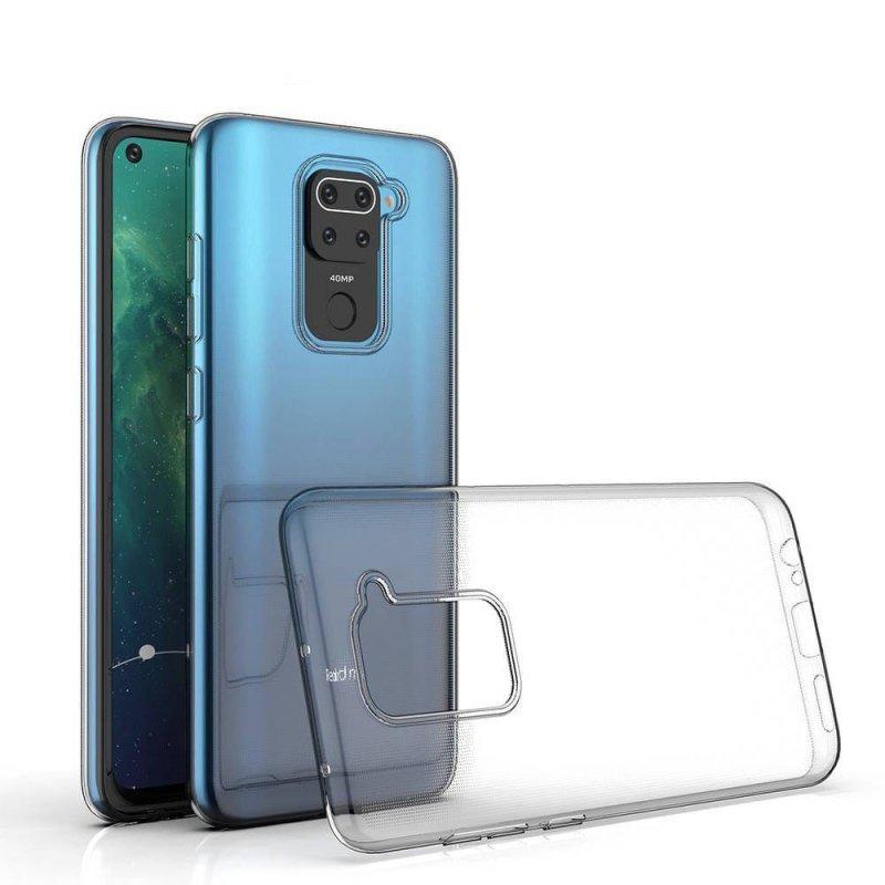 Futerał Back Case Ultra Slim 0,5mm do XIAOMI Redmi NOTE 9 Pro Max