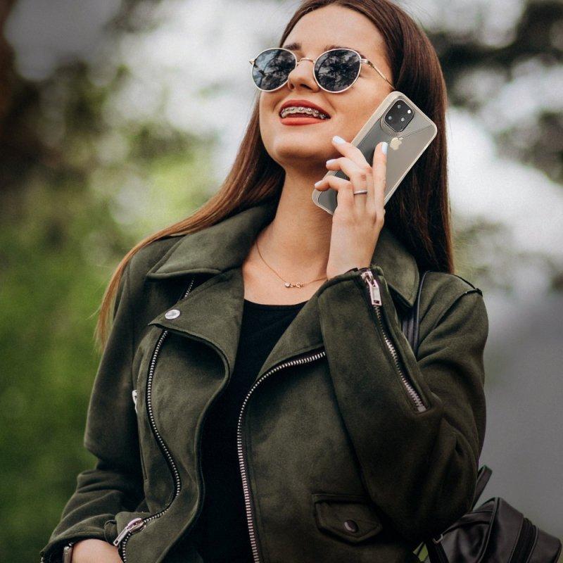 Futerał Forcell S-CASE do IPHONE 11 PRO MAX czarny