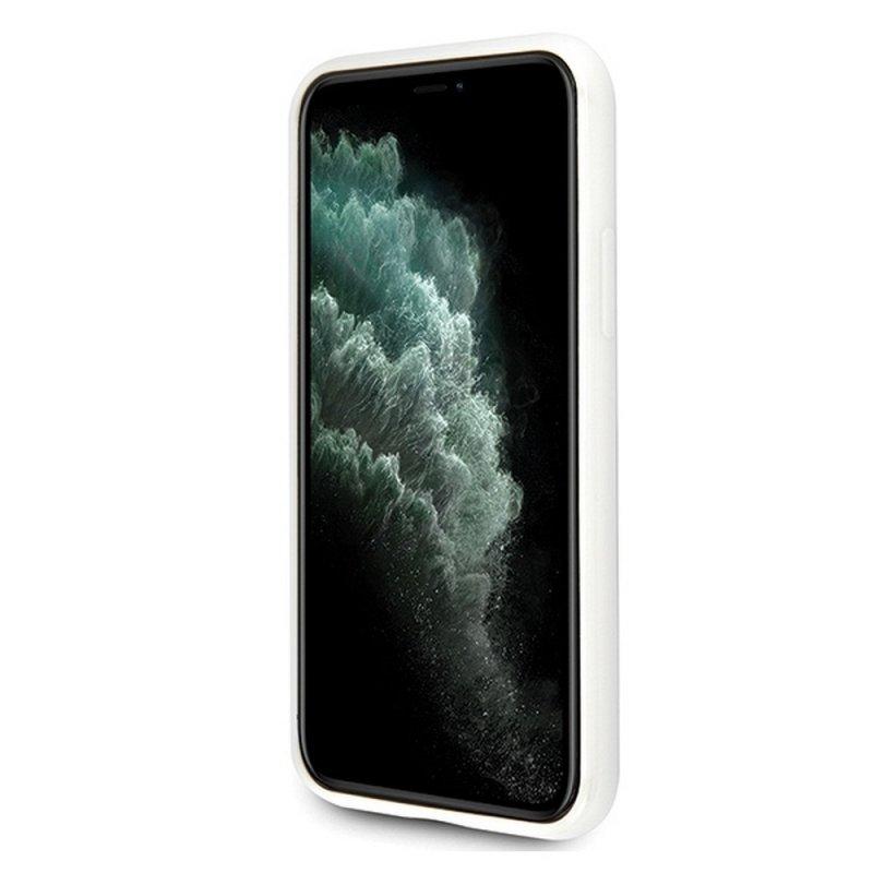 Oryginalne Etui US POLO Hardcase USHCN58PCSTRB do iPhone 11 Pro biały