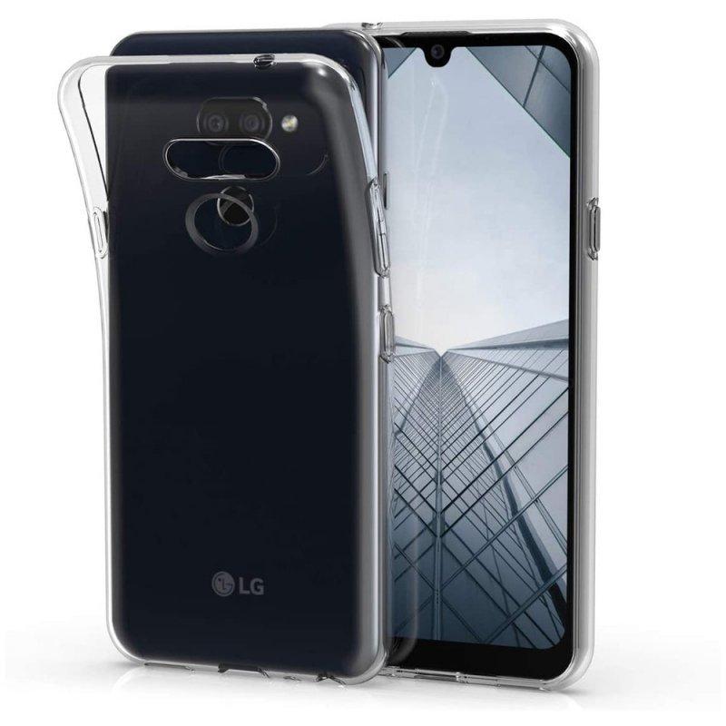 Futerał Back Case Ultra Slim 0,5mm do LG K40S