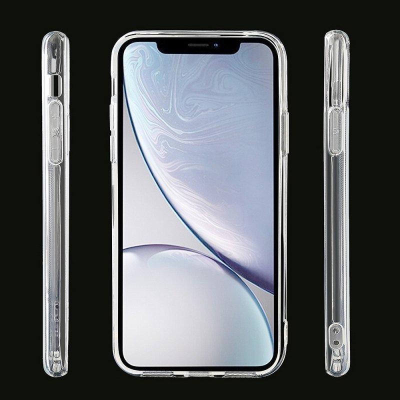 Futerał CLEAR CASE 2mm BOX do SAMSUNG Galaxy A31