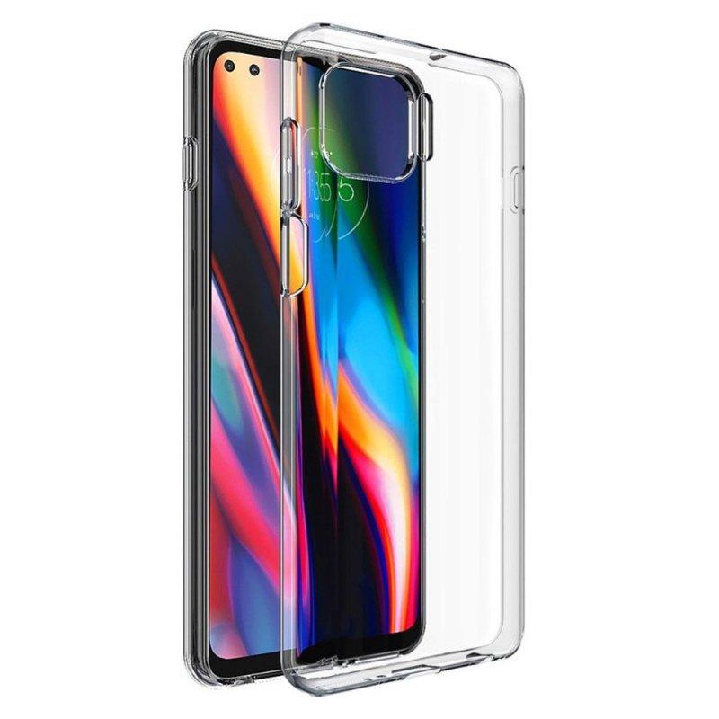 Futerał Back Case Ultra Slim 0,5mm do MOTOROLA G 5G PLUS