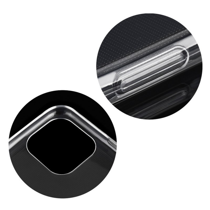 Futerał Back Case Ultra Slim 0,3mm do SAMSUNG Galaxy A02s transparent