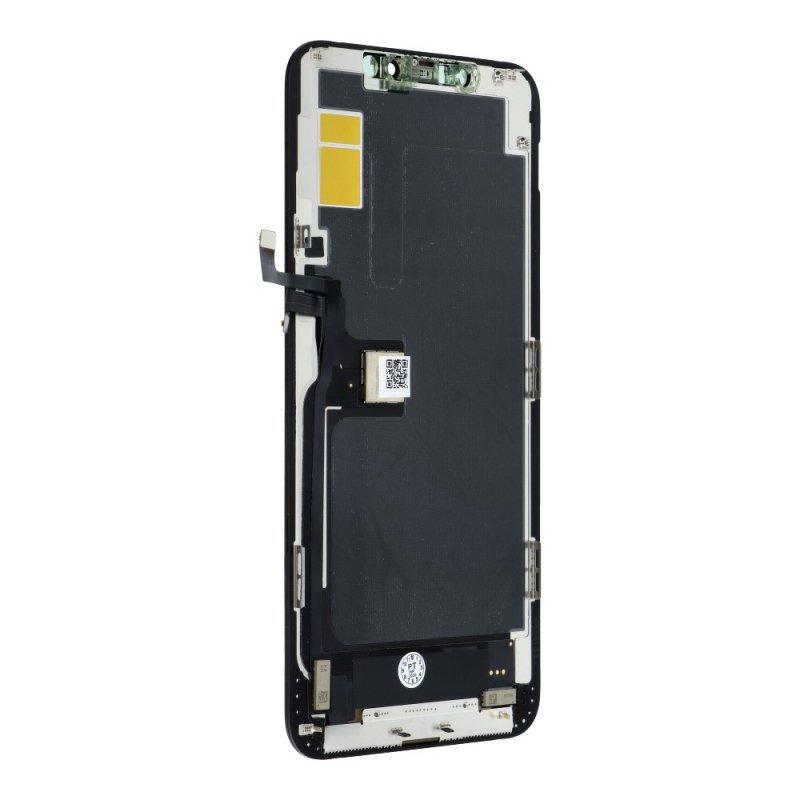 Wyświetlacz do iPhone 11 Pro Max  z ekranem dotykowym czarnym (HiPix Incell)