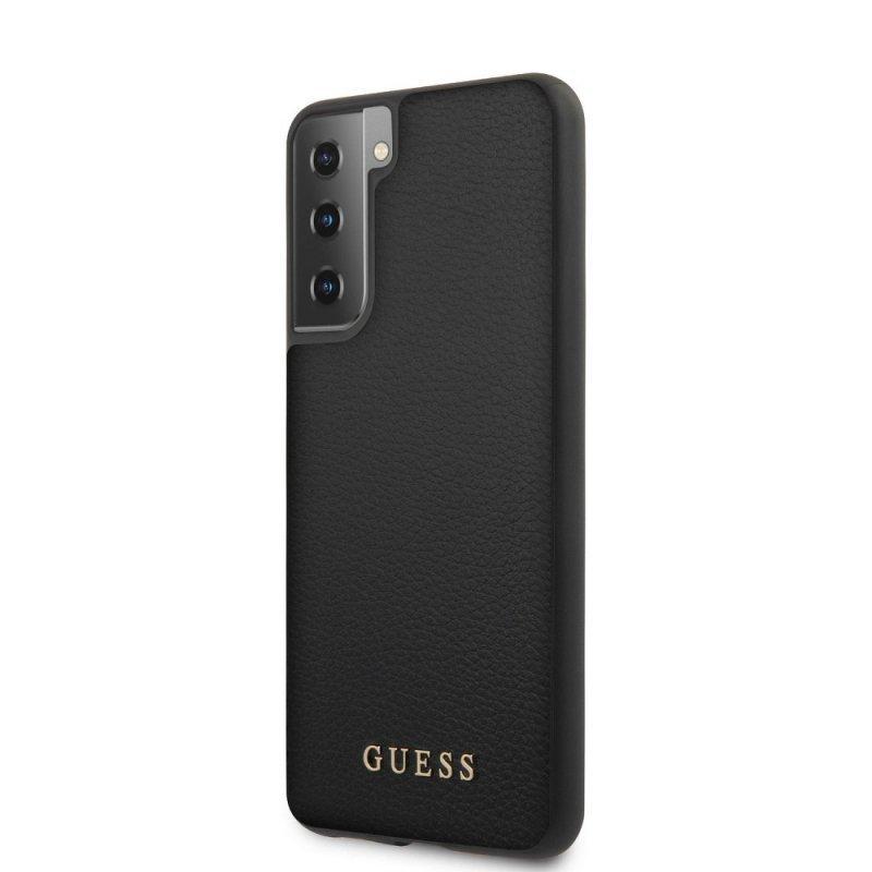 Oryginalne Etui GUESS Hardcase GUHCS21MIGLBK do Samsung S21 Plus czarny