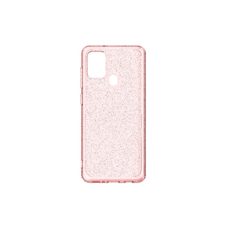 Futerał ARAREE A - cover do SAMSUNG A21S glitter róż