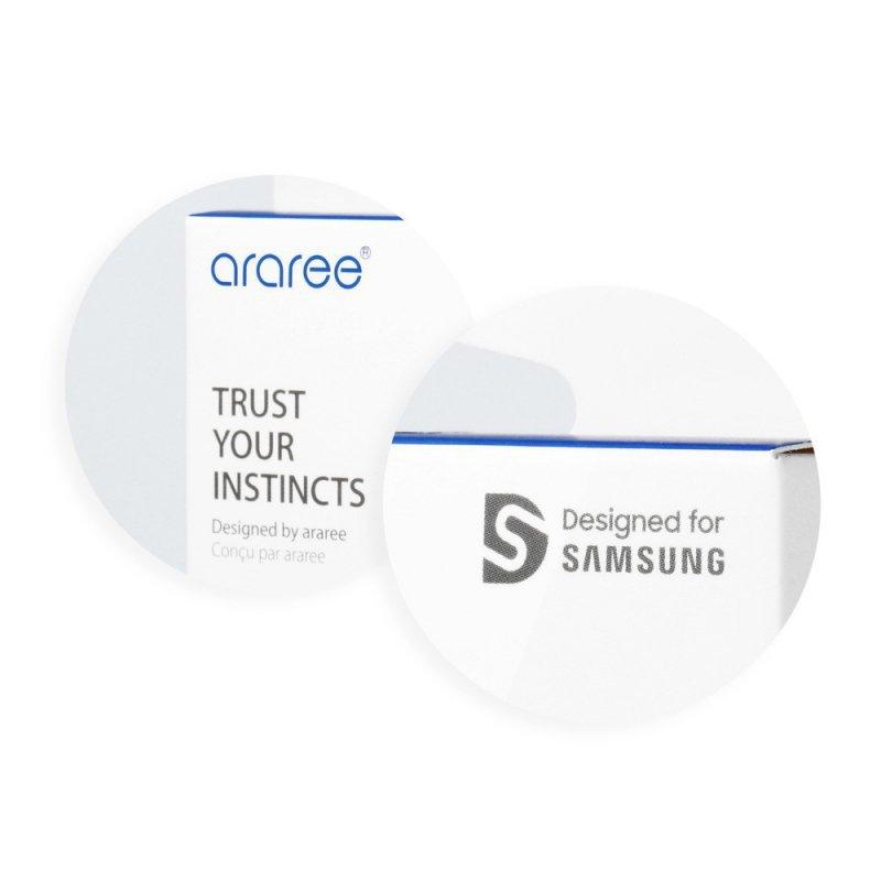 Futerał ARAREE Mach do SAMSUNG A52 LTE / A52 5G transparent