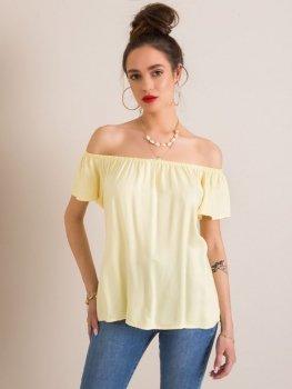 T-shirt-53-TS-128829.32-żółty