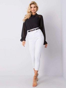 Spodnie jeans-NM-DE-SP-19011-B.01X-biały