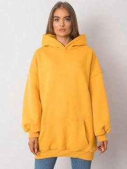 Bluza-RV-BL-6990.25X-ciemny żółty