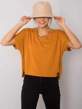 T-shirt-TK-FF-TS-717374.84P-camelowy