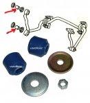 Zestaw naprawczy łącznika stabilizatora Ford Explorer 1995-2000