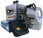 Filtr oraz olej Dextron-VI automatycznej skrzyni biegów 42RL Jeep Liberty
