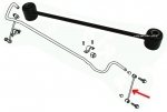 Łącznik stabilizatora tylnego Chrysler 300C