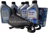 Filtr oraz olej skrzyni biegów Mobil ATF320 Chevrolet Monte Carlo 1995-2007