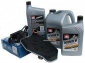 Filtr oraz olej Dextron-VI automatycznej skrzyni biegów 4R70W Ford Crown Victoria