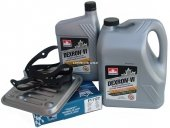 Filtr oraz olej Dextron-VI automatycznej skrzyni biegów 4SPD Dodge Neon