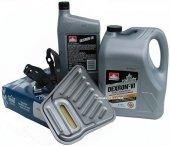 Filtr oraz olej Dextron-VI automatycznej skrzyni biegów AXODE Ford Taurus -1995