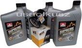 Filtr oleju oraz syntetyczny olej 10W30 Plymouth Breeze