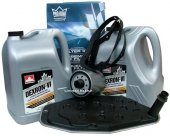 Filtr oraz olej Dextron-VI automatycznej skrzyni biegów 545RFE Dodge Durango AWD