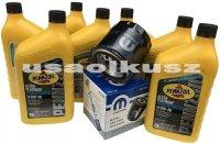 Filtr olej PENNZOIL PLATINUM 0W40 Chrysler 300 SRT-8 6,1 V8 2008-