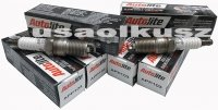 Kpl 6 szt platynowych - podwójna platyna Double Platinium świec zapłonowych Mercury Sable 3,0 V6 2001-