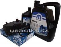 Filtr olej MOPAR ATF+4 skrzyni biegów 42RLE Dodge Challenger 3,5