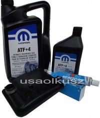 Filtr olej MOPAR ATF+4 skrzyni biegów 6-SPD 62TE Lancia Voyager