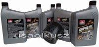 Filtr oraz syntetyczny olej 10W30 Chrysler Cirris Stratus 2,5 V6