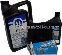 Filtr olej MOPAR ATF+4 skrzyni biegów 6-SPD 62TE Dodge Caravan FWD 2008-