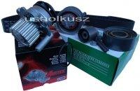 kpl rozrząd napinacz rolki pasek pompa wody Jeep Compass 2,0 CRD